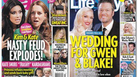 En direct des US: Kate Middleton snobe royalement Kim Kardashian