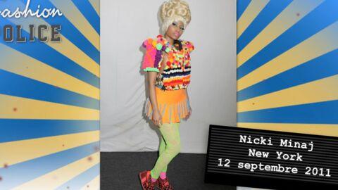 Fashion Police #12: gros craquage de Nicki Minaj