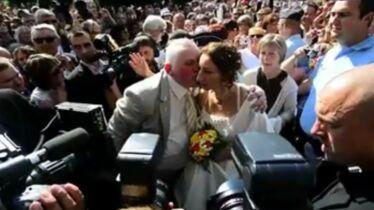 Un mariage en grandes pompes