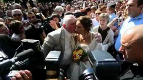 VIDEO Mariage princier pour Thierry de L'amour est dans le pré