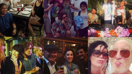 DIAPO Les acteurs de Game of Thrones passent du bon temps ensemble