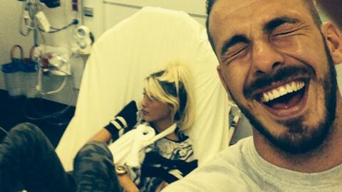 Aurélie Dotremont (Les Anges 5) hospitalisée après s'être cassé le bras