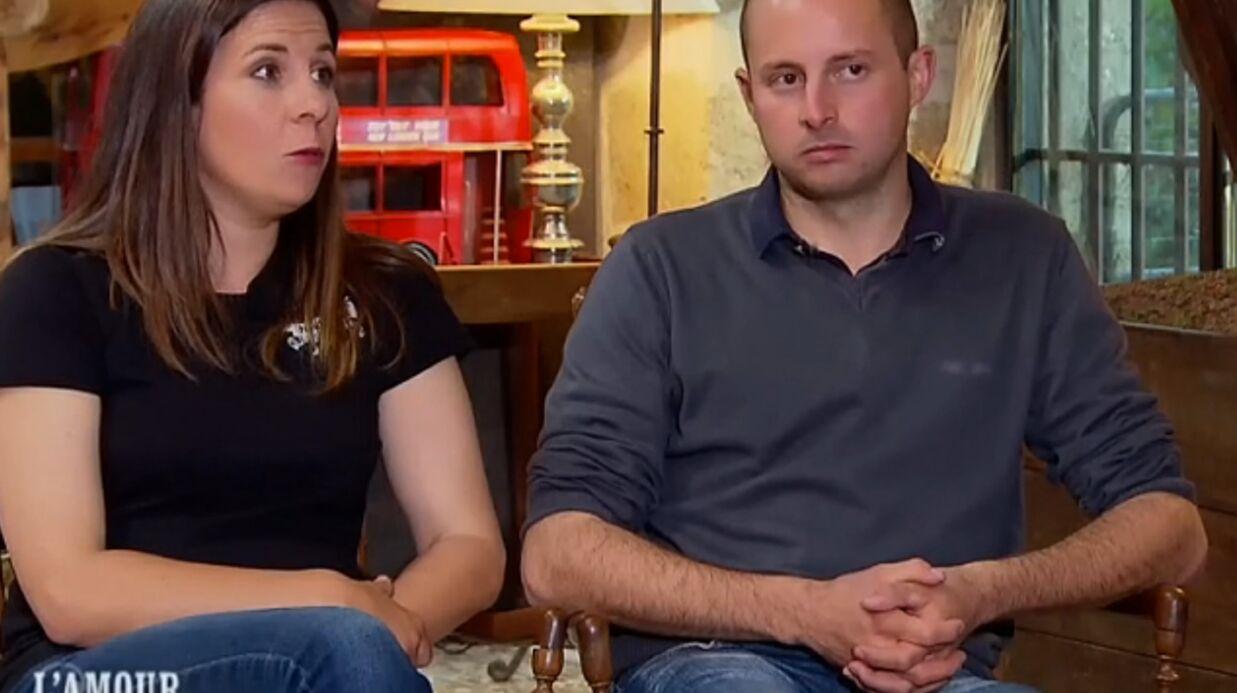 L'amour est dans le pré: Virginie et Mathieu, c'est fini et elle l'a (déjà!) remplacé