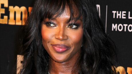 PHOTO Naomi Campbell seins nus sur Instagram