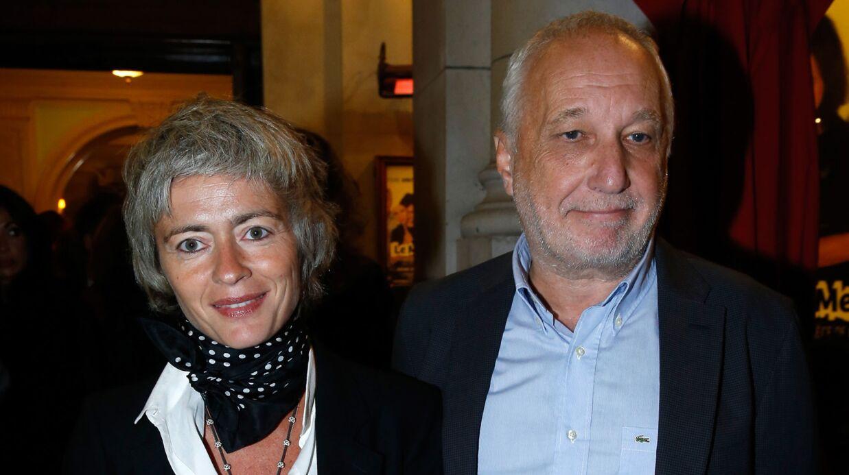 François Berléand raconte son coup de foudre pour sa compagne Alexia Stresi