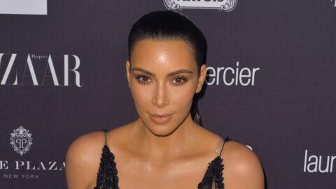 PHOTOS Kim Kardashian dévoile encore son corps ENTIEREMENT NU sur Snapchat