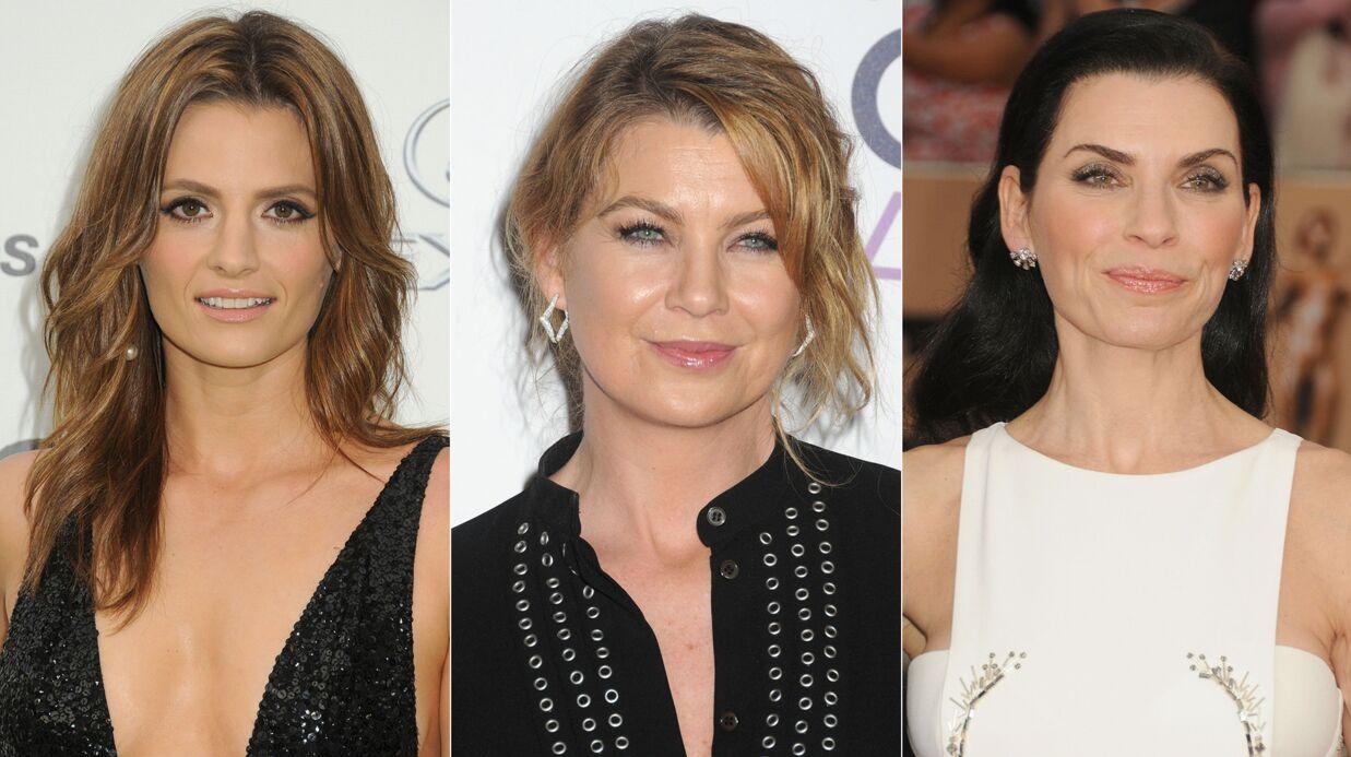 Voici les dix actrices de télé qui ont empoché le plus d'argent en 2016