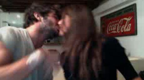 Secret Story 5: Martin Médus embrasse l'ex de Simon