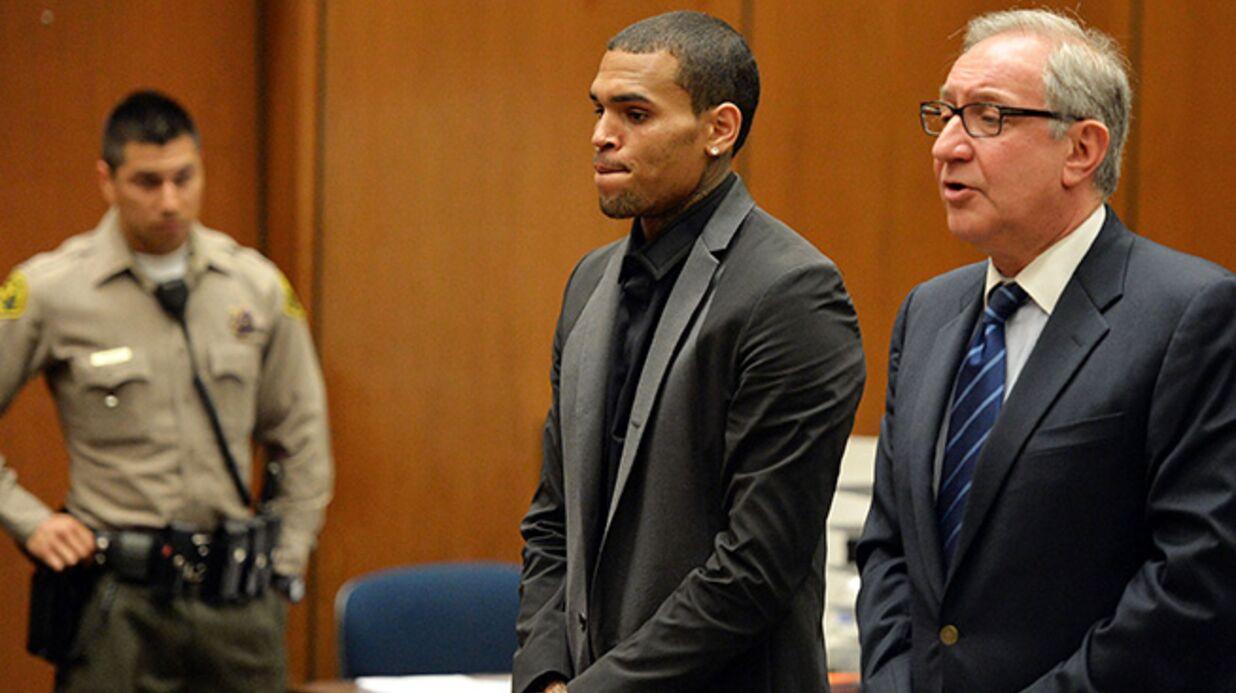 Chris Brown de nouveau condamné