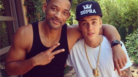 Will Smith vole au secours de Justin Bieber