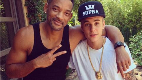 Will Smith vole au secours de Justin Bieber