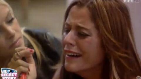 Secret Story 7: Anaïs hystérique après le départ d'Eddy