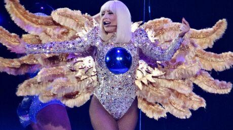 DIAPO Lady Gaga, reine du look improbable