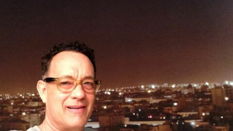 Tom Hanks crée une application pour iPad qui s'appelle Hanx Writer