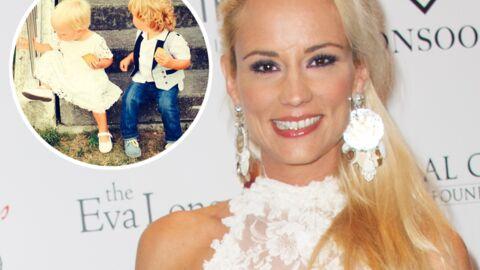 Elodie Gossuin dévoile une photo très mignonne de ses jumeaux