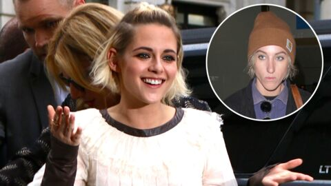 Kristen Stewart s'épanche sur sa relation avec Alicia Cargile