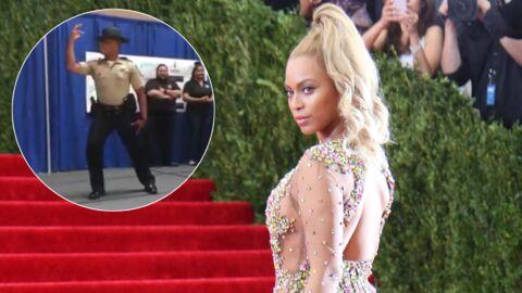 VIDEO Un policier se met à danser sur un morceau de Beyoncé (et c'est très drôle)