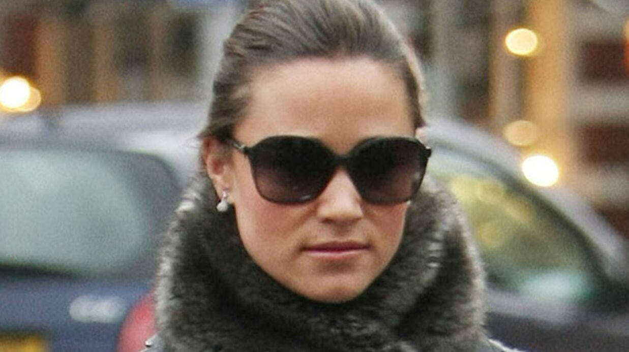 Pippa Middleton: le pistolet de son chauffeur était en plastique