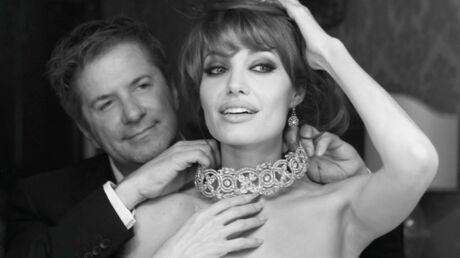 Le joaillier d'Angelina Jolie poursuivi pour fraude