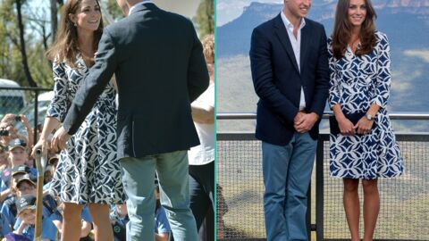 PHOTOS Kate et William à la découverte des montagnes australiennes