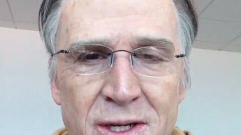 VIDEO Guillaume Canet méconnaissable après sa transformation en vieillard