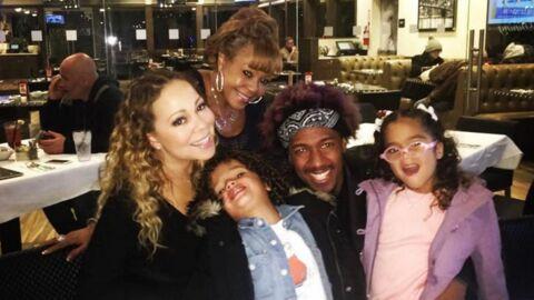 PHOTOS Mariah Carey et Nick Cannon réunis pour fêter Pâques en famille