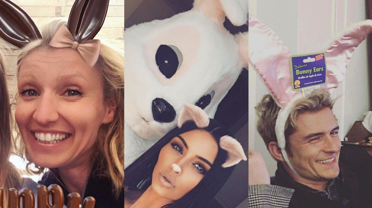 DIAPO Les stars célèbrent Pâques sur Instagram