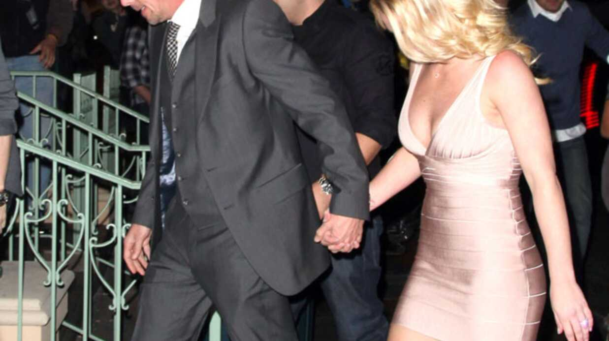 PHOTOS La bague de fiançailles de Britney Spears