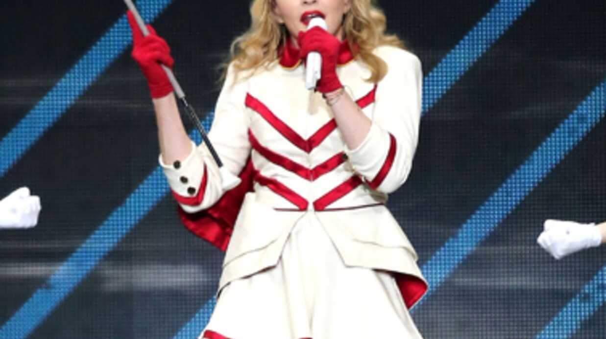 Avec MDNA, Madonna réalise la tournée la plus lucrative de 2012