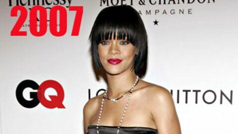 LOOK Rihanna, une incroyable évolution depuis ses débuts