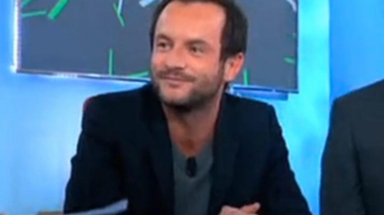 VIDEO Jérémy Michalak s'excuse après son clash avec Laurent Baffie dans C à vous