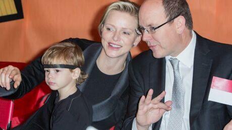 PHOTOS Albert et Charlène de Monaco: leur touchante complicité au milieu des enfants