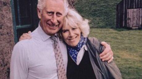 PHOTO Prince Charles et Camilla Parker Bowles: découvrez leur adorable carte de vœux