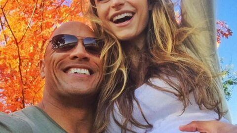 Dwayne Johnson: The Rock est papa!