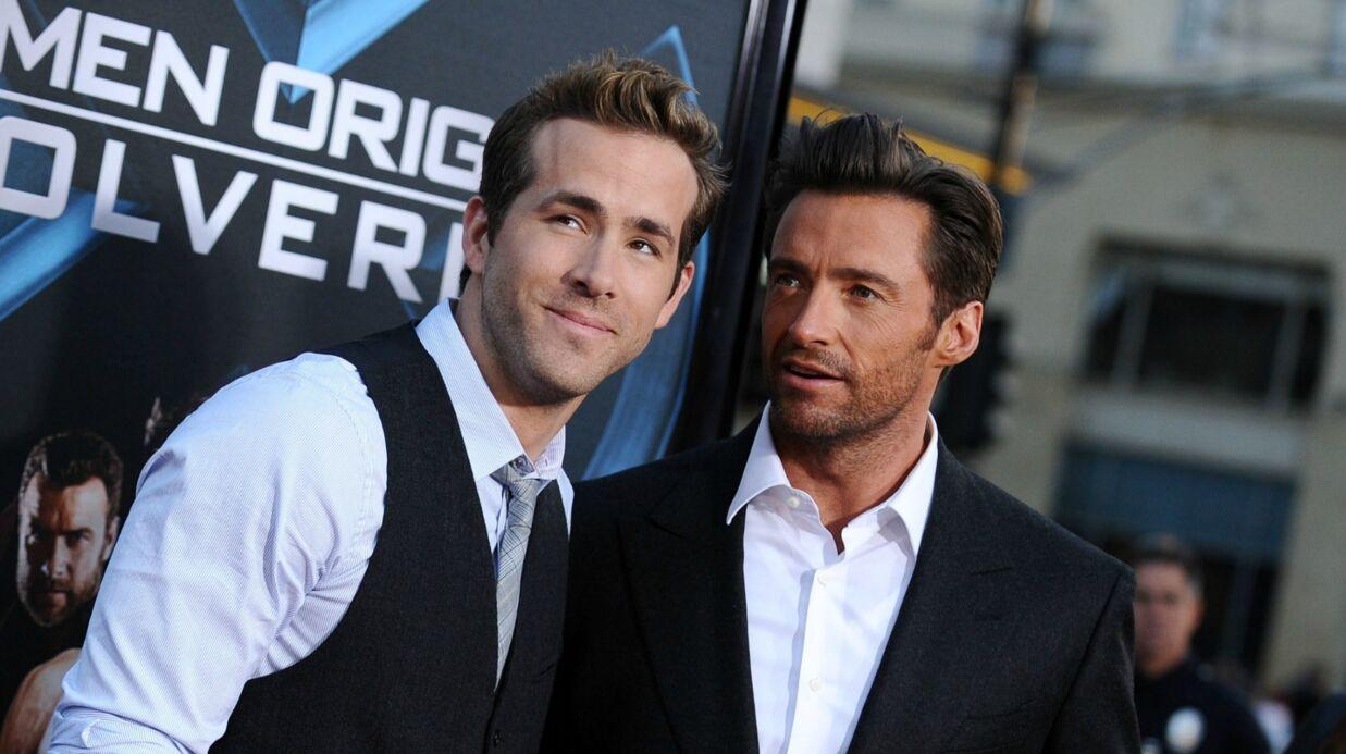 VIDEO Hugh Jackman poste une vidéo très drôle pour féliciter son ami Ryan Reynolds