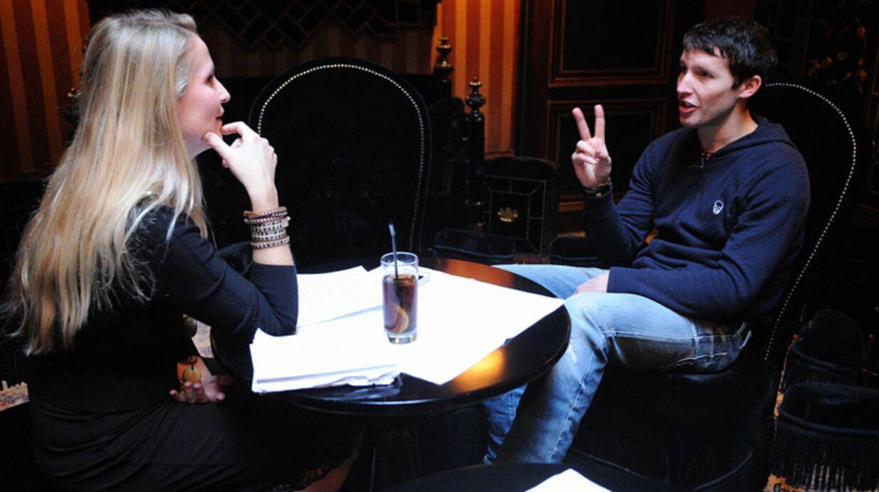 James Blunt: «C'est beaucoup moins chiant de la faire la fête que de la regarder»