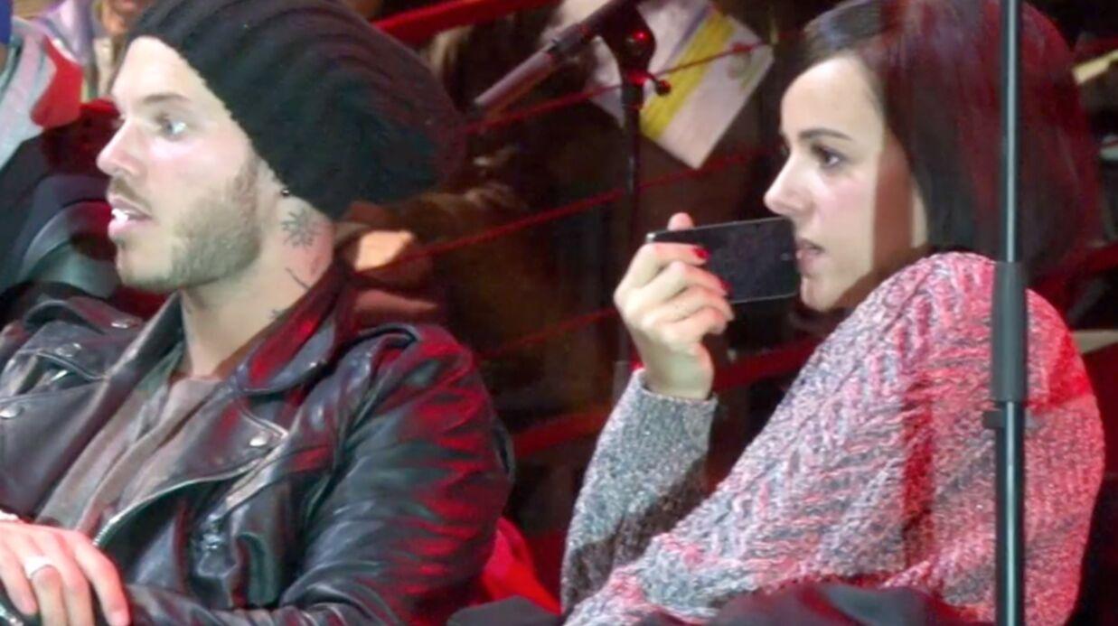 VIDEO Alizée et M. Pokora: première sortie officielle à deux