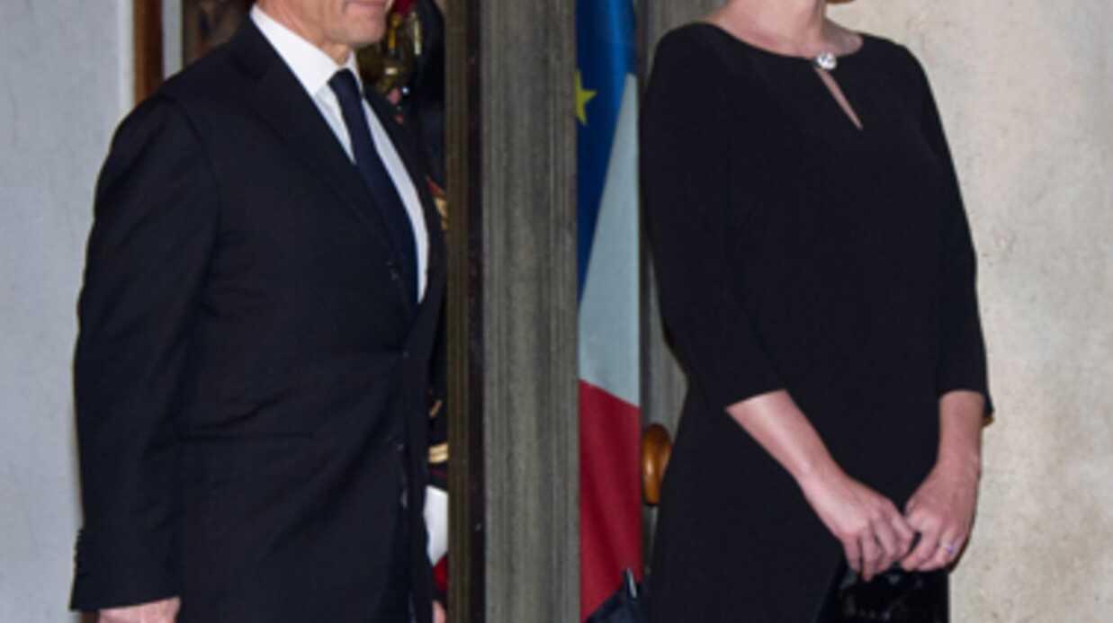 VIDEO Carla Bruni – Nicolas Sarkozy: le bisou que vous n'auriez pas dû voir