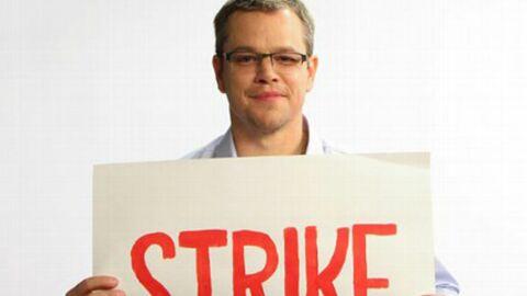 Matt Damon: de l'eau potable pour tous