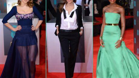 PHOTOS Angelina Jolie, Léa Seydoux… les plus belles tenues des BAFTA