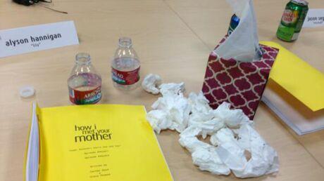 Les acteurs de «How I Met Your Mother» émus aux larmes pour l'épisode final