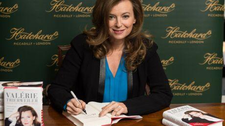 Valérie Trierweiler n'ajoutera pas de passages à son livre «pour ne pas gêner» François Hollande