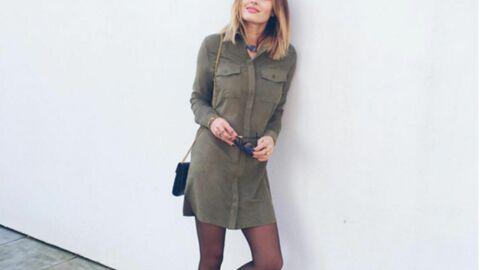 PHOTO Ultra sexy, Caroline Receveur pose en lingerie fine pour un shooting