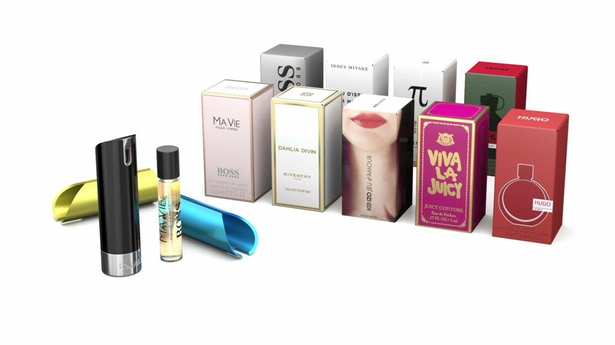Reload le mini spray de parfum rechargeable