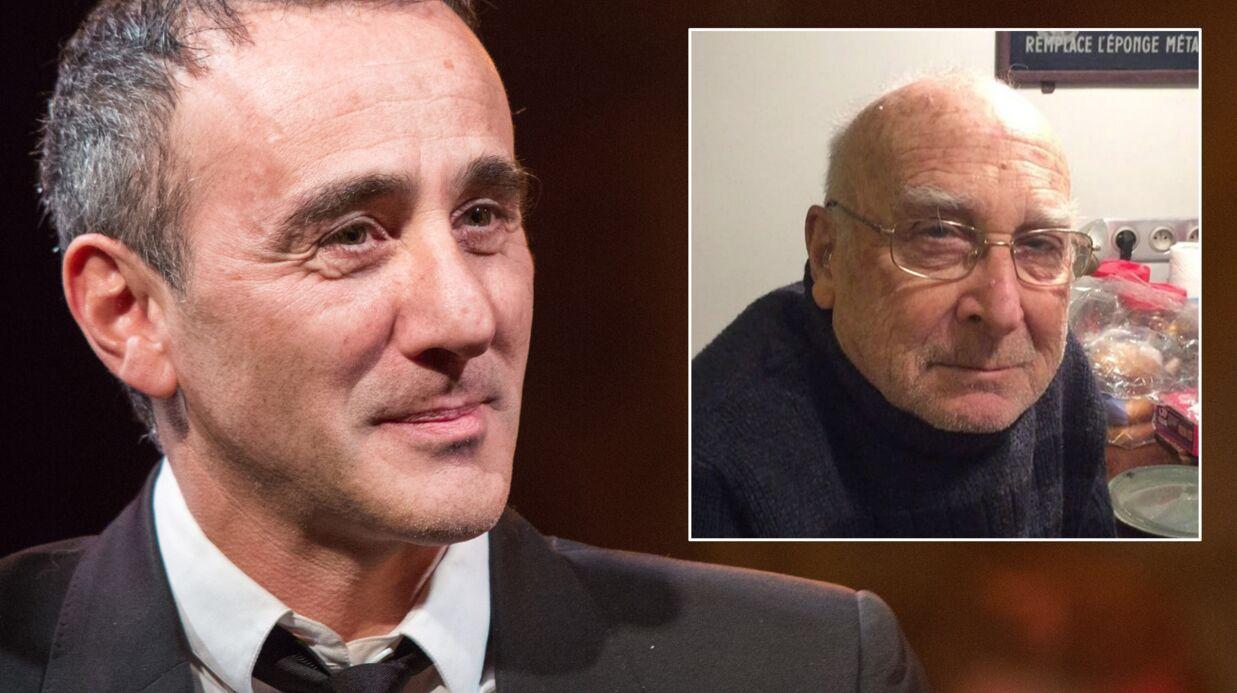 VIDEO Elie Semoun fait intervenir son père pour la promo de son dernier spectacle