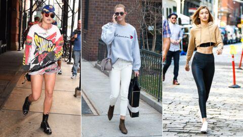 Streetwear:  funny, sporty, sexy…trois sweats de stars à adopter ASAP