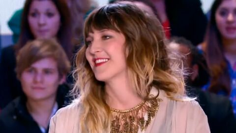 VIDEO Daphné Bürki embrasse Gunther Love au Grand Journal