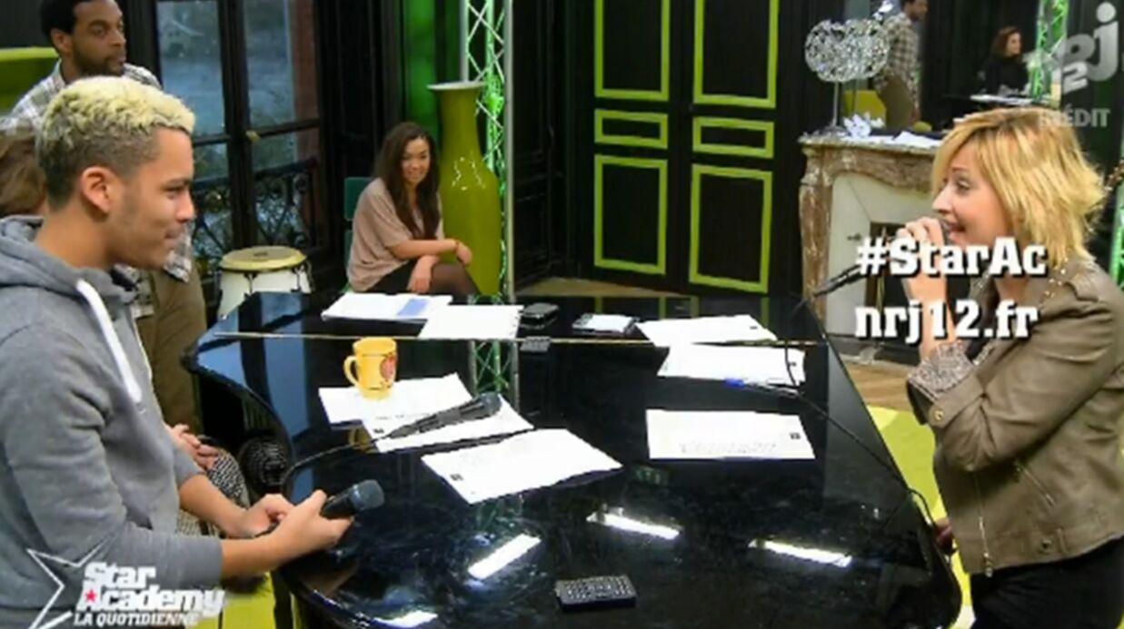 Star Academy: les candidats ignorent Sheryfa Luna