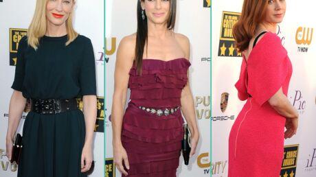 PHOTOS Critics' Choice Movie Awards: Cate Blanchett, Sandra Bullock et Amy Adams ultra chic