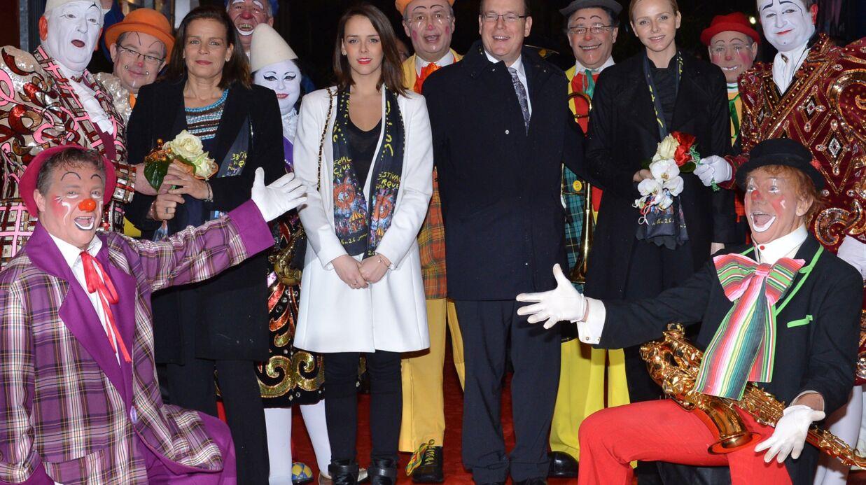 PHOTOS Pauline Ducruet vole la vedette à Charlène de Monaco au Festival du cirque de Monte-Carlo